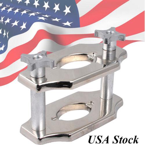 Dental Reline Jig Tool Single Compress Press Lab Equipment Chrome Practical FDA