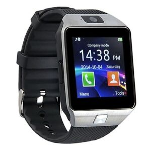 Best DZ09 Smart watch Bluetooth Phone Mate GSM SIM For Android i