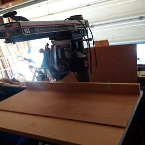 Craftsman Radial Arm Saw Kitchener / Waterloo Kitchener Area image 4