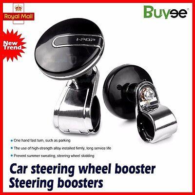 Universal Hand Control Steering Wheel Car/Auto Grip Spinner Knob Handle Ball
