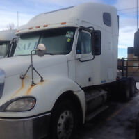 Call Syed for 2004 Freightliner Columbia Sleeper,10spd