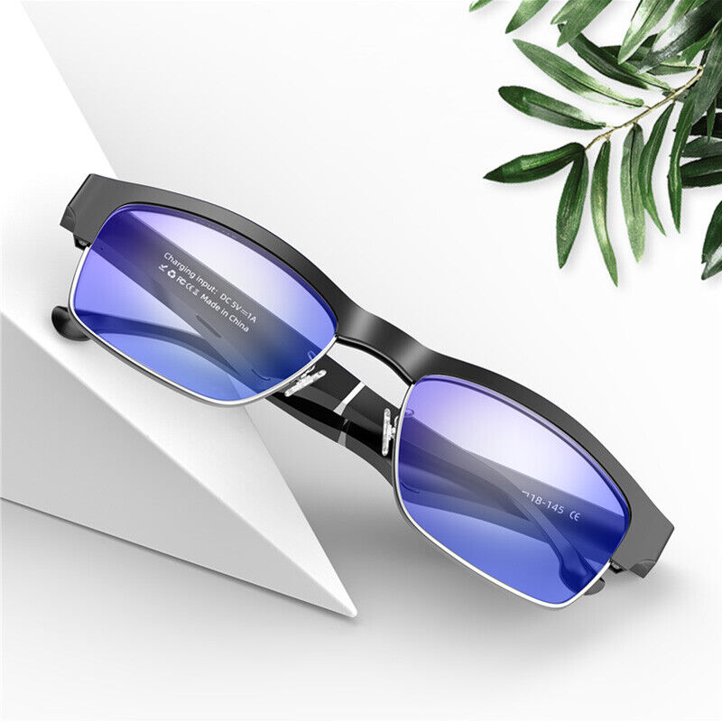 Wireless Bluetooth Smart Glasses Hands-Free TWS Headphone Eyewear Sunglasses