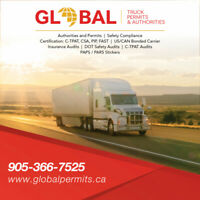 Get Truck Permits & Authorities at very affordable Price!!!