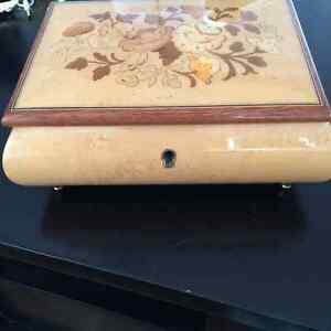 German made Jewelry Box