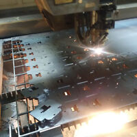Laser Cutting And Forming