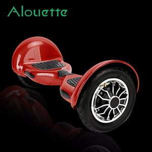 """ALOUETTE 10"""" OFF ROAD HOVERBOARD SELF BALANCING SCOOTER"""