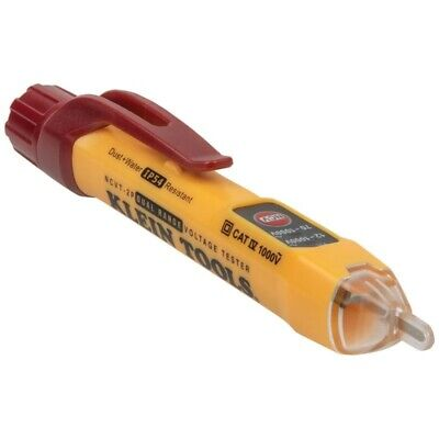 Klein Tool Cat Iv Non-contact Voltage Tester 2 Detects 12 To 1000v Ac
