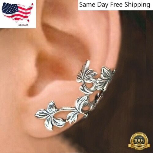 Gorgeous Clip Earrings for Women 925 Silver Jewelry Free Shipping