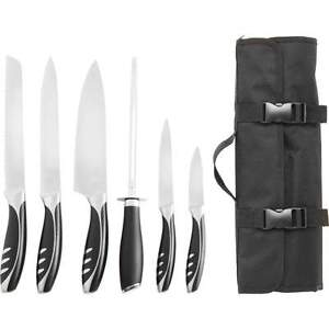 professional chef knife set ebay. Black Bedroom Furniture Sets. Home Design Ideas