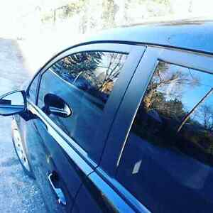 Auto glass window tinting services