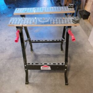 Jobmate folding Bench Stand