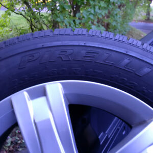 OEM Mercedes rims and tires for sale