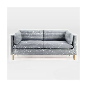 Plastic couch / sofa cover