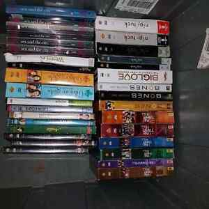 Movies and series for sale  to raise money for iwk telethon