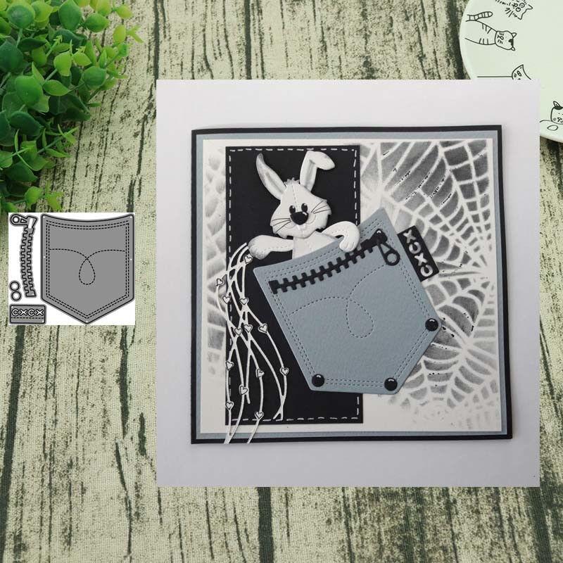 Sleeping Basket Metal Cutting Dies Stencil DIY Scrapbooking Card Embossing Craft
