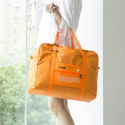 (1 Pcs  Women Men Fashion Water Proof Travel Large Capacity journey duffle Nylon )