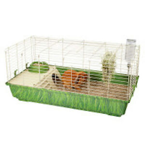 Two Huge Cages for Guinea Pig/Rabbit/Chinchilla