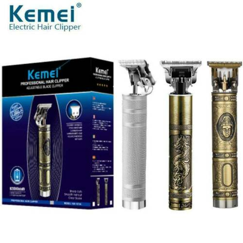 Electric Pro Cordless Clipper Trimmer Wireless Portable Hair