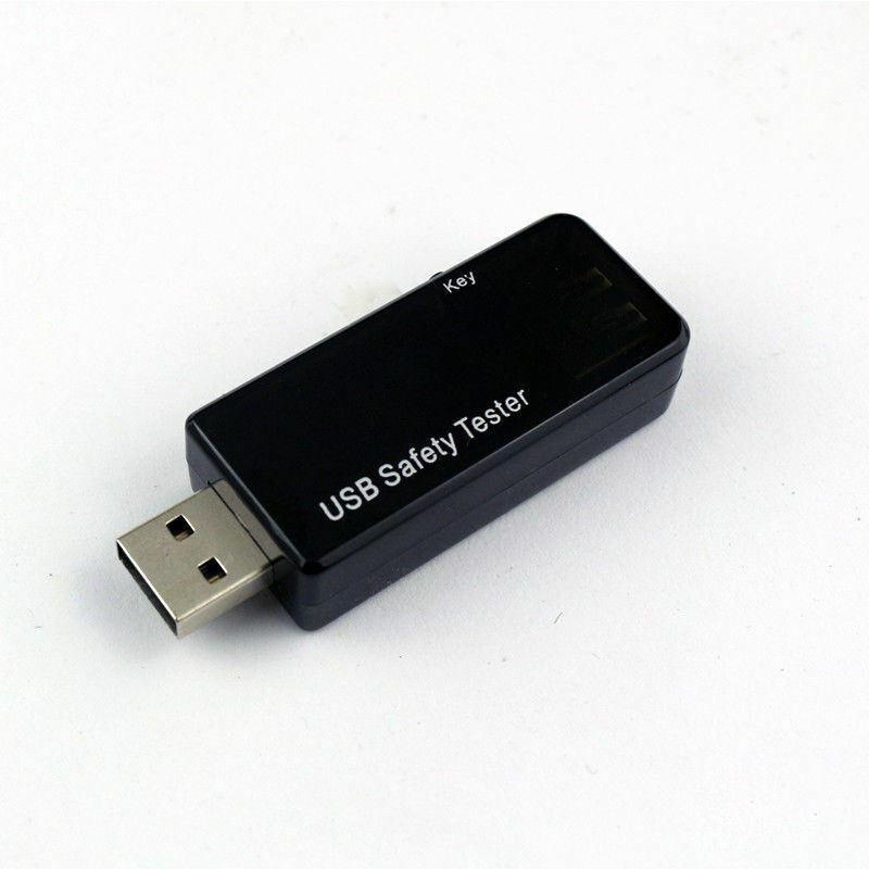 Digital Dispay 3V-30V USB Tester voltmeter meter bank power charge quick