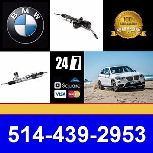 BMW X1 ► Rack and Pinion • Crémaillère (OEM)