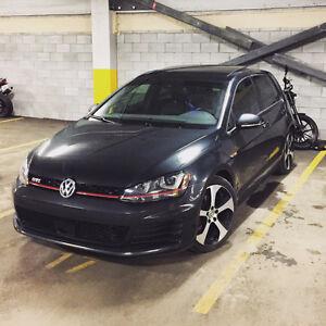 2016 Volkswagen GTI - Reprise de location - Toute équipée