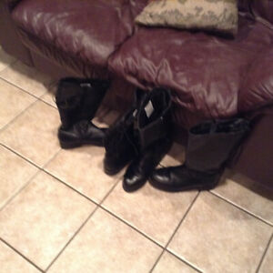 Super bottes hautes pour femmes