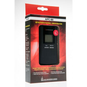 Digital Breathalyzer Personal Alcohol Detector APC-90 - NEW