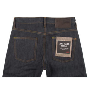 Naked and Famous - Left Hand Twill - Super Skinny Guy - Size 29