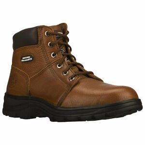 """Skechers Men's Workshire 6"""" Safety Toe Boot - Wide Size 15, New"""