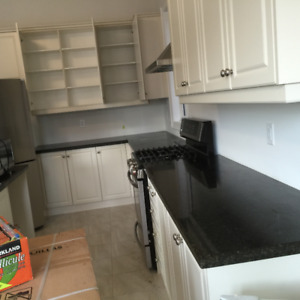 Brand new complete kitchen cabinet set