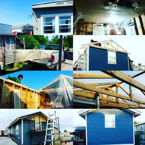 Newly renovated mobile home