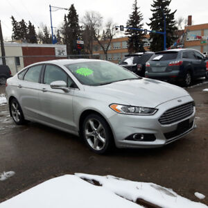2013 FORD FUSION SE 4DR FWD