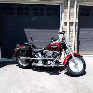 1999 Harley Davidson fatboy well maintained