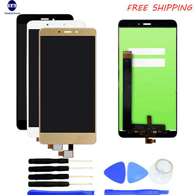 LCD Screen Display+Digitizer Touch+Tools For Xiaomi Hongmi Redmi Note 4 4' Touch Screen Display