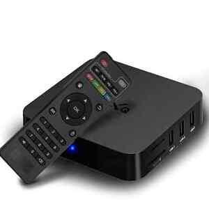 Android Kodi TV box