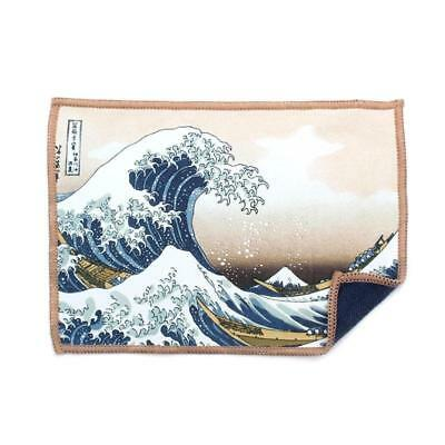 Smartie Microfiber Screen Cleaning Cloth for Glasses, iPad, iPhone - Great Wave
