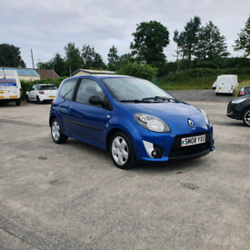 Renault twingo 12 MONTH MOT