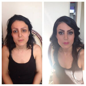 Freelance Makeup Artist and Hairstylist London Ontario image 3