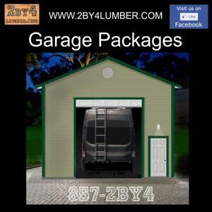 RV / Trailer Garage Package mi