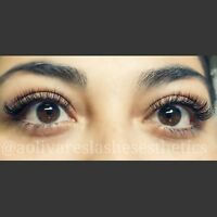 Beautiful Volume Eyelash Extensions! 50% Off Limited Time Only!