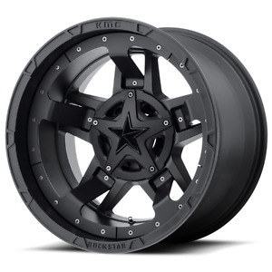 "Roue 20"" XD Rockstar 3 Dodge Ram Tundra F150 Silverado Sierra 20"