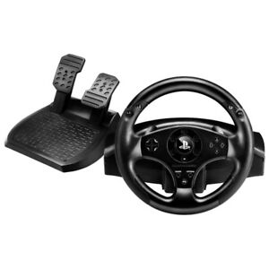 Thrustmaster T80 Racing Wheel for PS4/PS3 New open Box