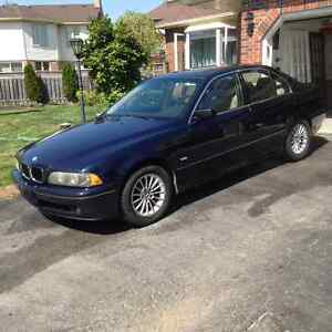 2001 BMW 540i Sedan REDUCED PRICE!! MUST SELL!!