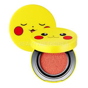 TONYMOLY-Pokemon-Pikachu-Mini-Cushion-Blusher-9g-3-Color-Moisty