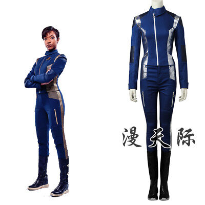 Star Trek Discovery Swatch Cosplay Kostüme costume Halloween (Star Halloween Kostüme)