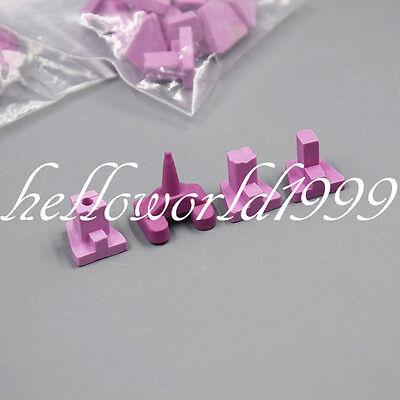 Dental Lab Ceramic Firing Porcelain Pegs Kits Oven Tray Holding Furnace 12 Pcs