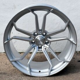 "19"" Veemann VC632 Alloy Wheels for a Golf MK5, MK6, MK7, Jetta, Caddy, Audi A3 MK2, MK3 ETC"