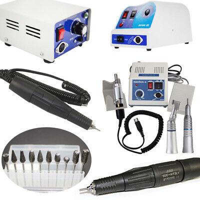 Dental Lab Micro Motor N3 35k 45krpm Handpiece Micromotor Polisher Burs