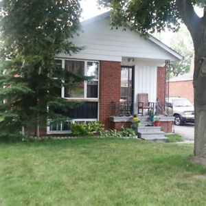 3 Br Main Level Bungalow For Rent!