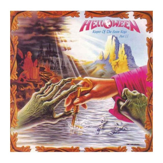 HELLOWEEN - KEEPER OF THE SEVEN KEYS (PART TWO) NEW VINYL LP